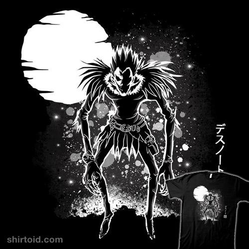 Death Note 8 Bit Ringtone: The Shinigami