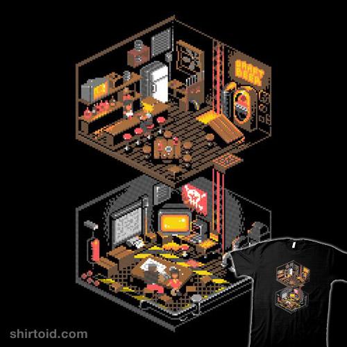 8-bit Fantasy Bar