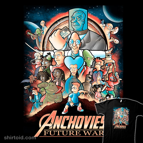 Anchovies Future War