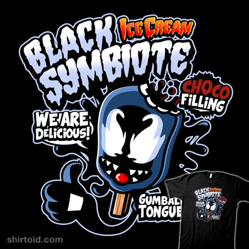 Black Symbiote Ice Cream II