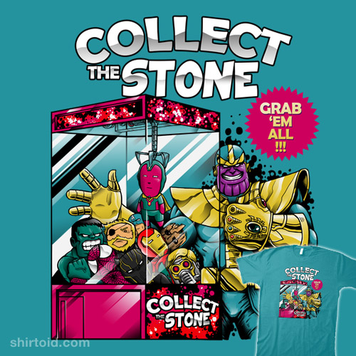 Collect The Stone