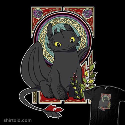 Dragon Nouveau