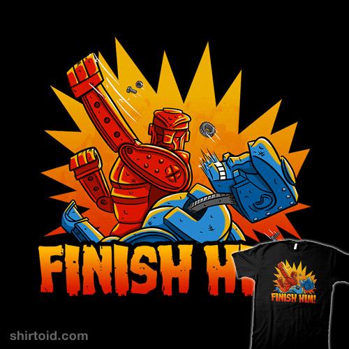 Finish Him!