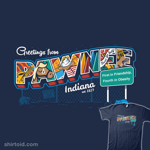 Greetings From Pawnee