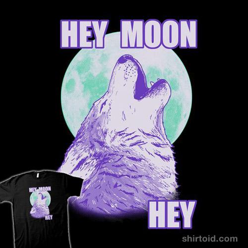 Hey Moon Hey