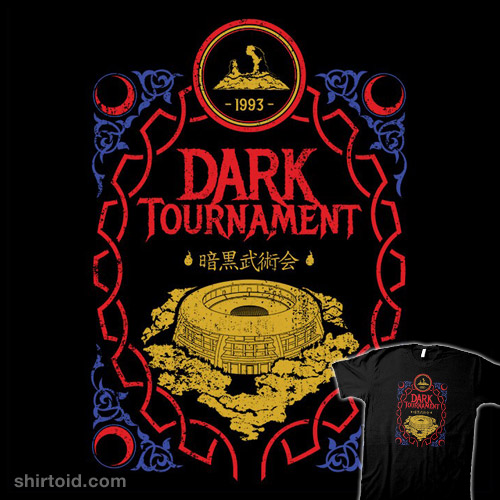I Survived the Dark Tournament