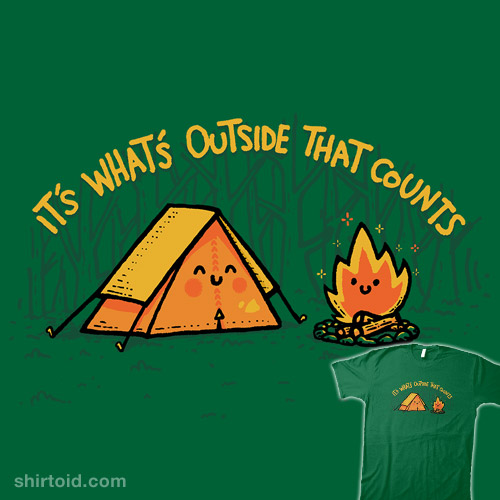 It's What's Outside That Counts