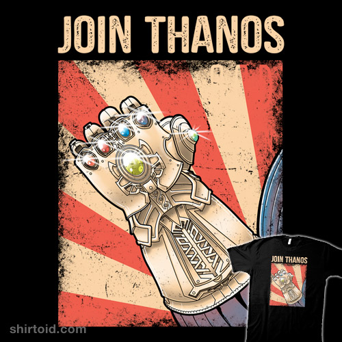 Join Thanos