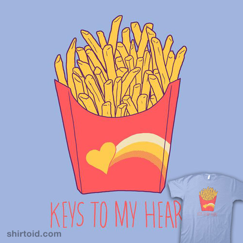 Keys To My Heart