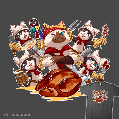 Meowscular Chef