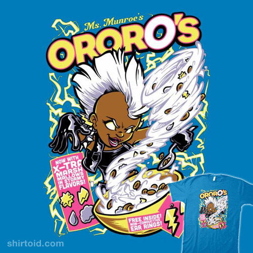 OrorO's Cereal