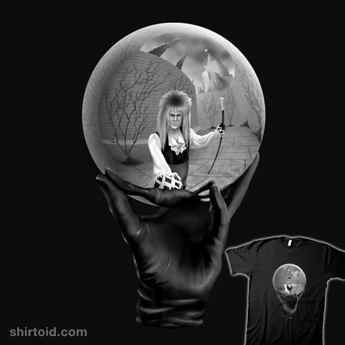 Reflecting Crystal Sphere