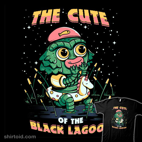 The Cute of the Black Lagoon