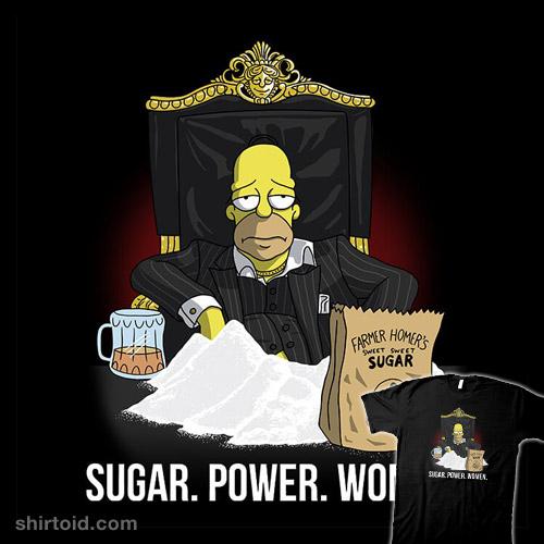 Sugar. Power. Women.