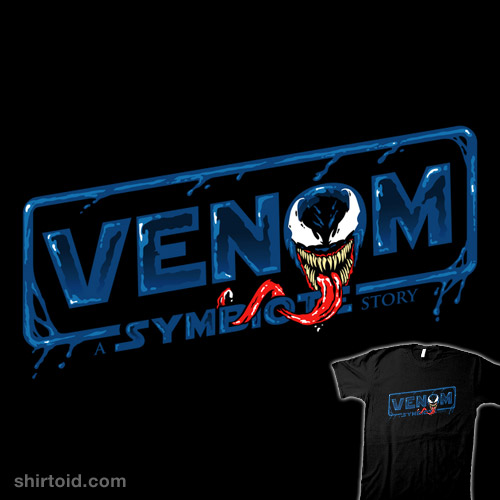 A Symbiote Story