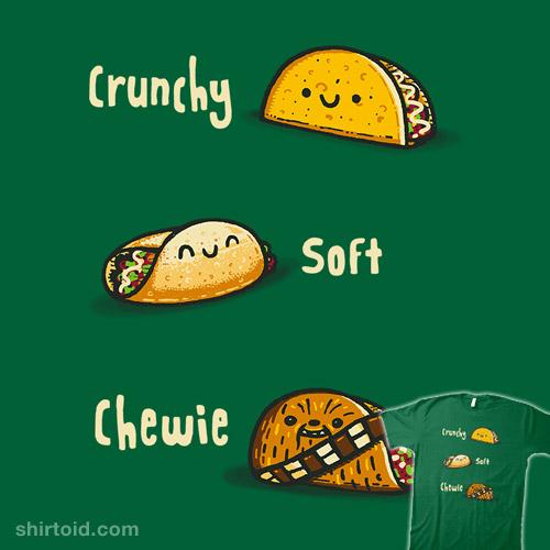 Chewie Tacos