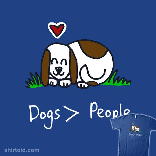 I Prefer Dogs