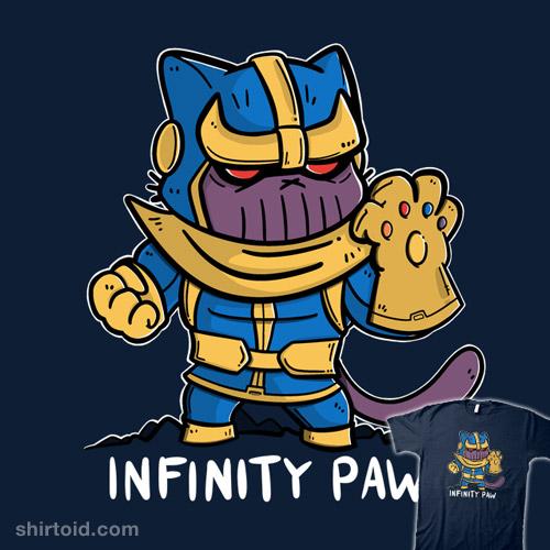 Infinity Paw