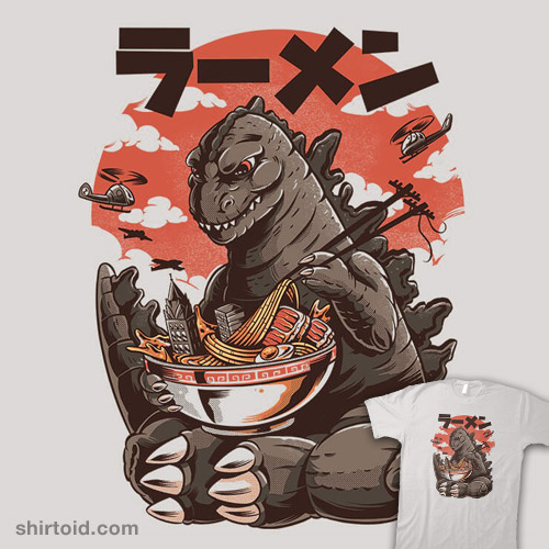 Kaiju's Ramen