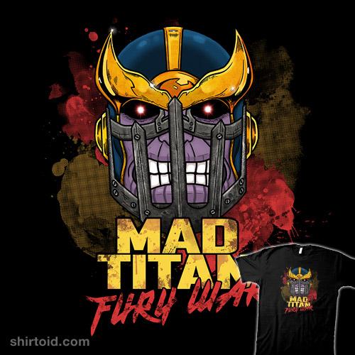 Mad Titan: Fury Road
