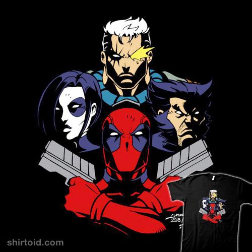 X-Force Rhapsody