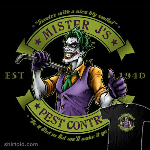 Mister J's Pest Control