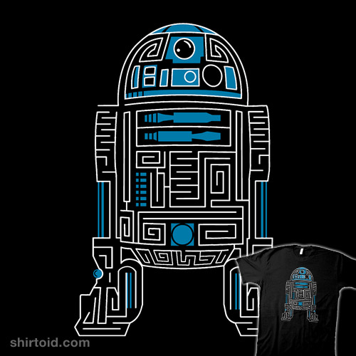 R2-D2 is Amazing