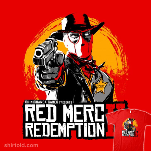 Red Merc Redemption II