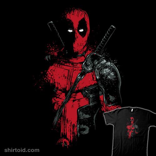 Red Mercenary