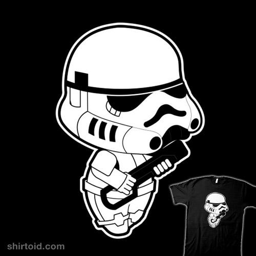 Stormtrooper Chibi
