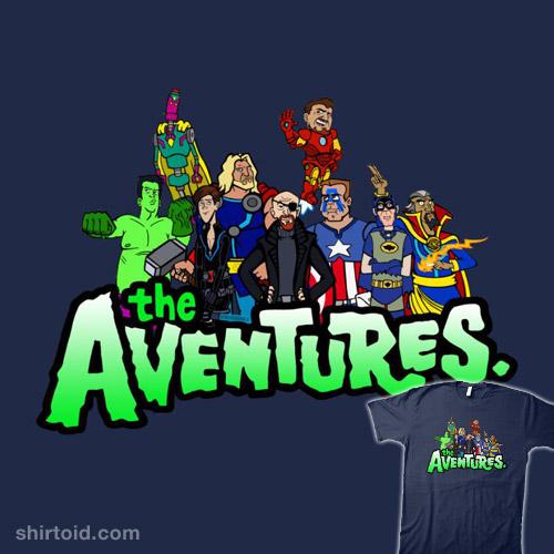The Aventure Bros