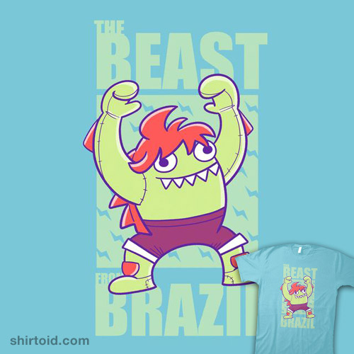 The Beast from Brazil