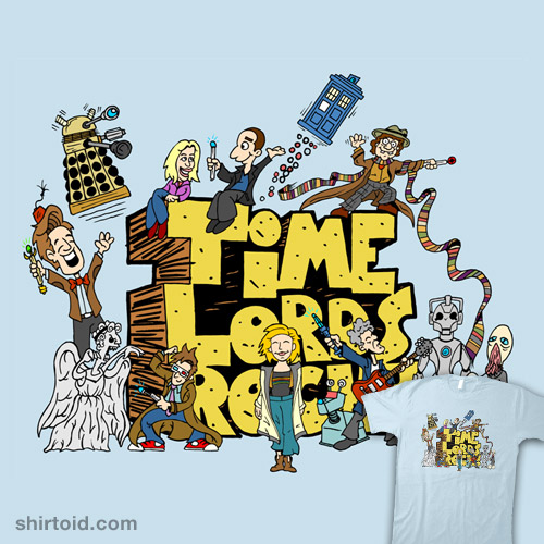 Time Lords Rock