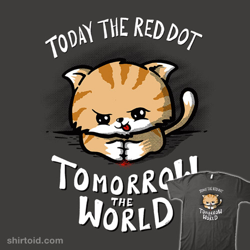 Today, the Red Dot