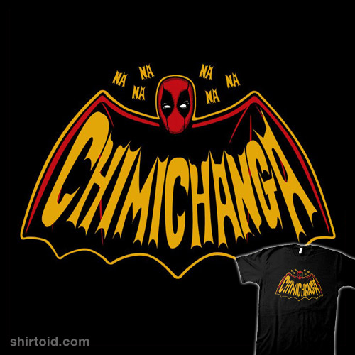 Bat Chimichanga