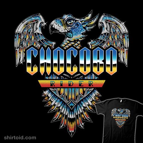 Chocobo Rider