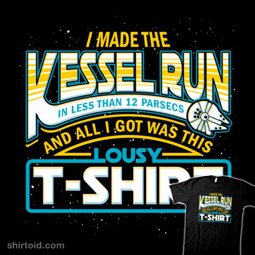 I Made the Kessel Run