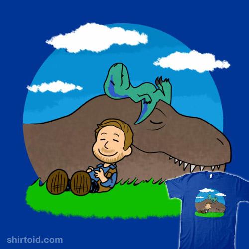 Jurassic Peanuts