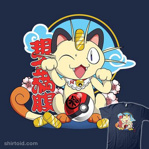 Maneki Meowth