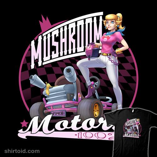 Mushroom Motors