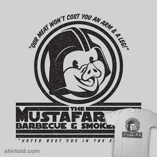 Mustafar-B-Q