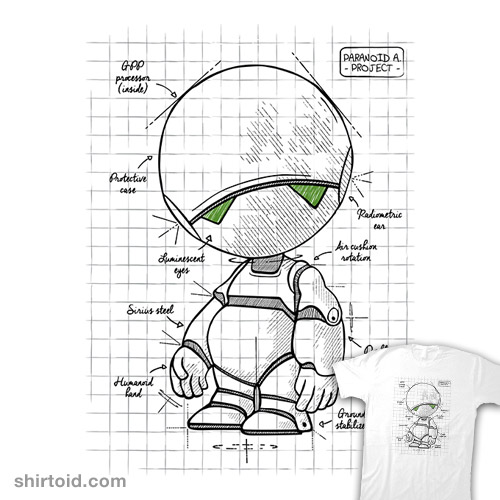 Paranoid Android Project