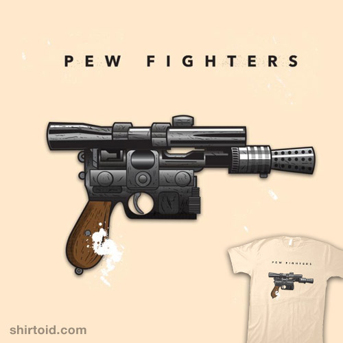 Pew Fighters