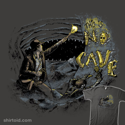 Starcheology III: This Is No Cave