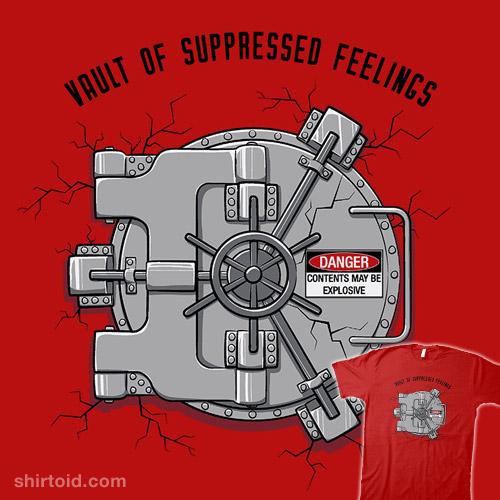 Suppressed Feelings