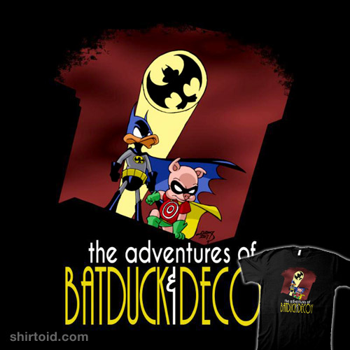 The Adventures of Batduck & Decoy