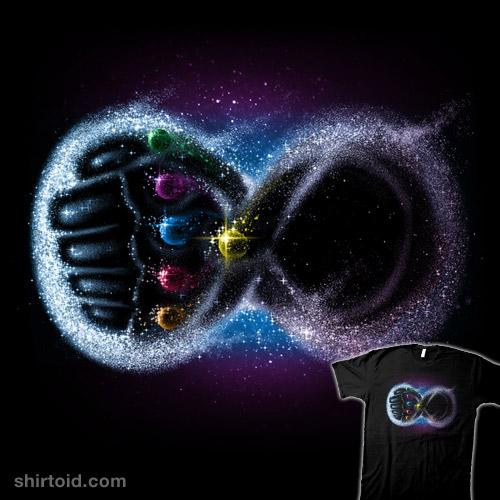 The Infinity Galaxy