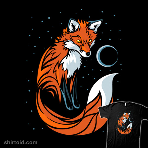 Tribal Fox Long Tail