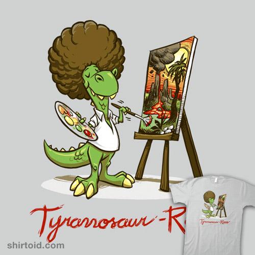 Tyrannosaur-Ross