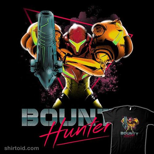 Vintage Bounty Hunter